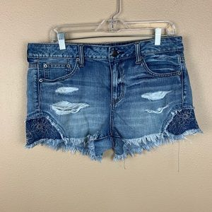 American Eagle Tom Girl Shortie